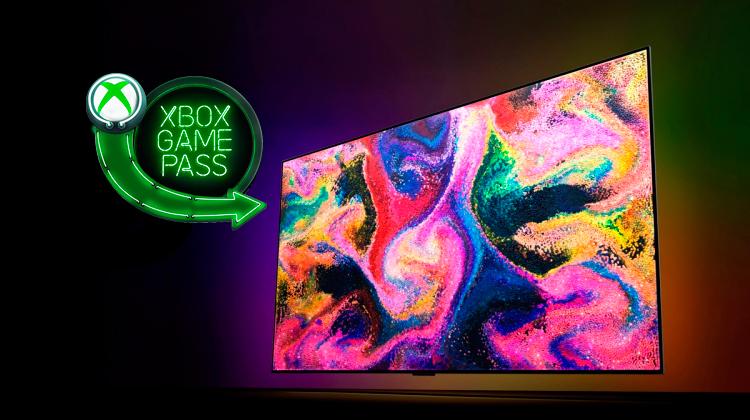 Приложение с играми Xbox Game Pass должно скоро появиться на телевизорах