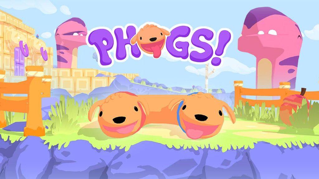 PHOGS! – еще одна игра, которая попадет в Game Pass в день релиза
