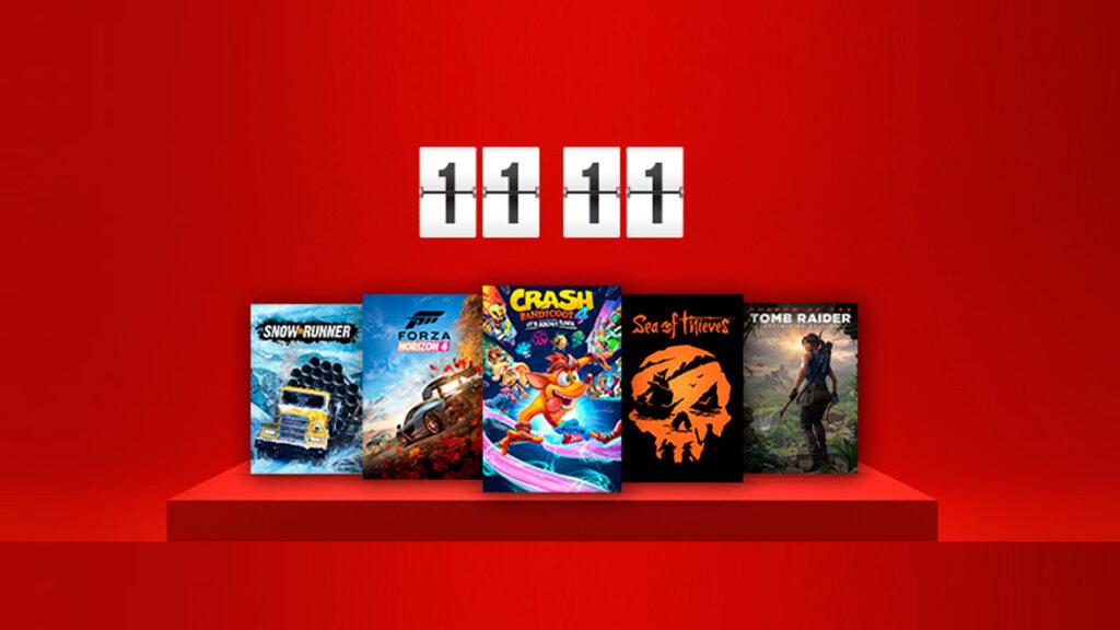 Распродажа игр Xbox в Microsoft Store: всего 1 день - 100+ игр со скидками
