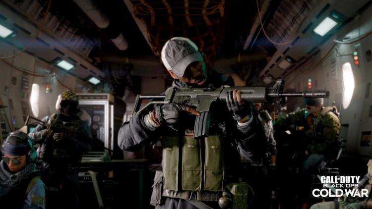 Версия Call of Duty: Black Ops Cold War по обратной совместимости не работает на Xbox Series