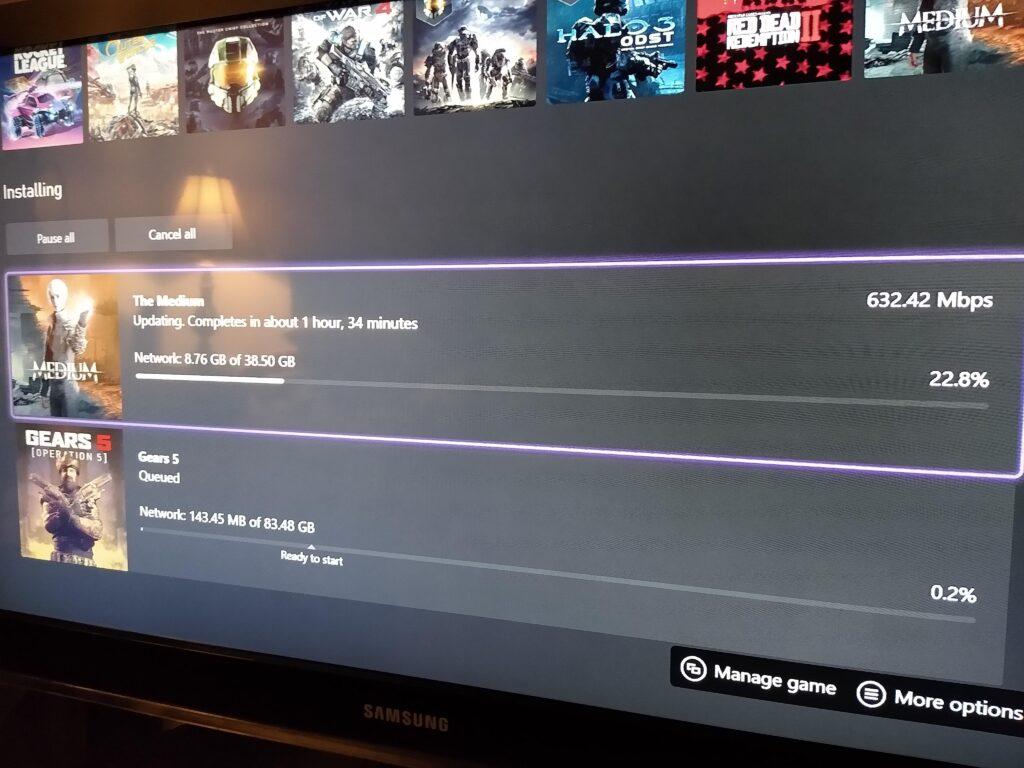 The Medium уже сейчас можно предварительно установить по подписке Game Pass