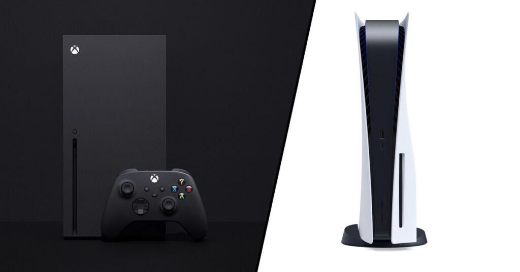 Сравнение продаж Xbox Series X | S и Playstation 5 через 5 недель