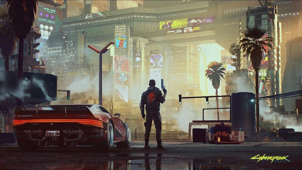 Cyberpunk 2077 на Xbox One и Xbox One S ужасен даже после патча первого дня