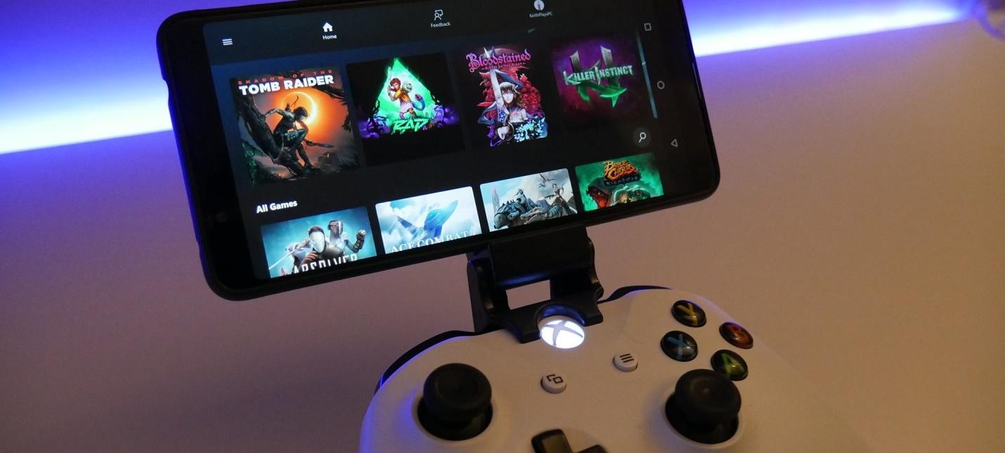 Microsoft полностью обновила Cloud Gaming до Xbox Series X