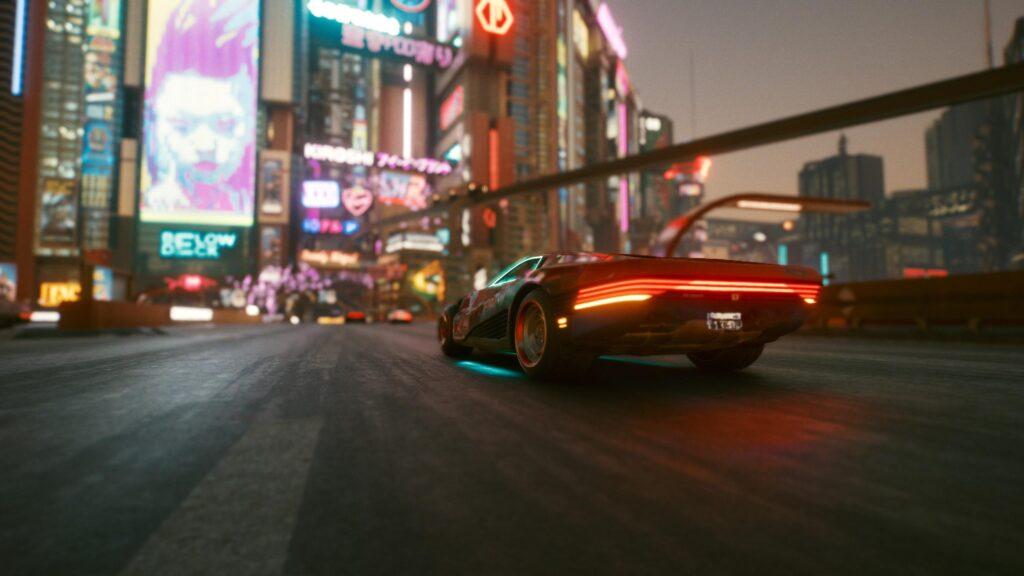 Версия Cyberpunk 2077 нового поколения будет использовать все возможности Xbox Series