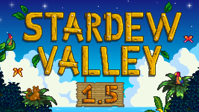 Крупное обновление Stardew Valley 1.5 может выйти на Xbox One в январе