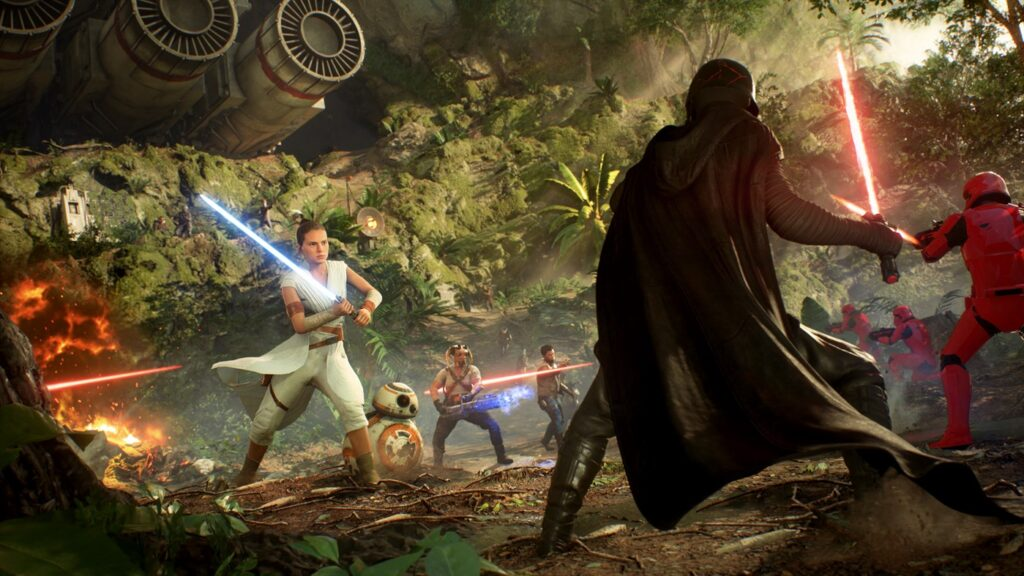Для Xbox теперь доступен комплект из 3 игр серии Star Wars