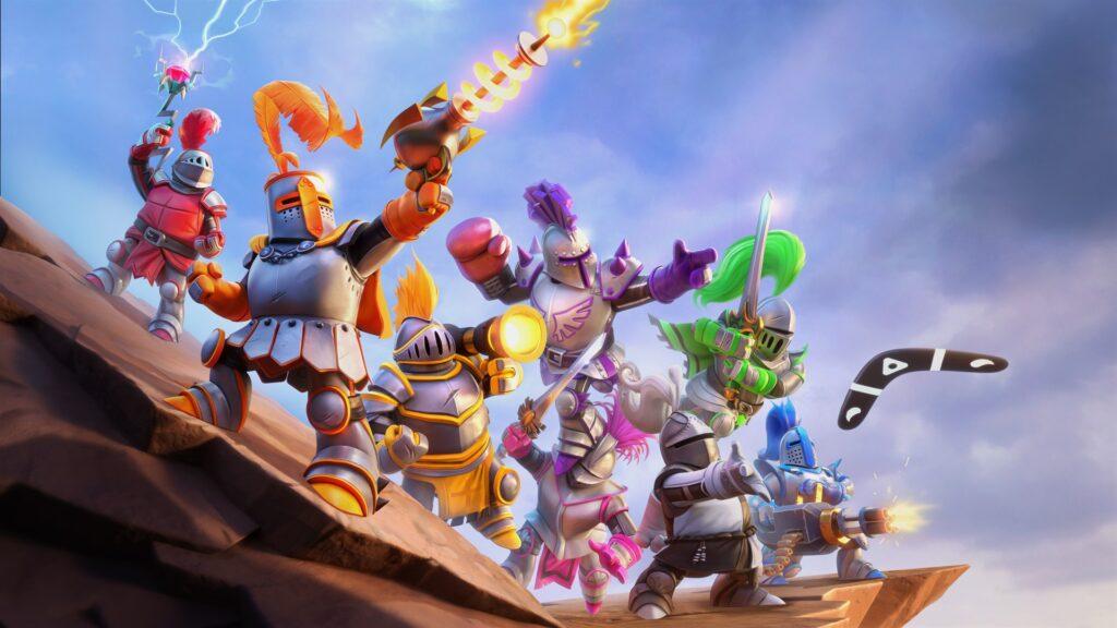 Инсайдеры Xbox могут опробовать бесплатно игру Knight Squad 2