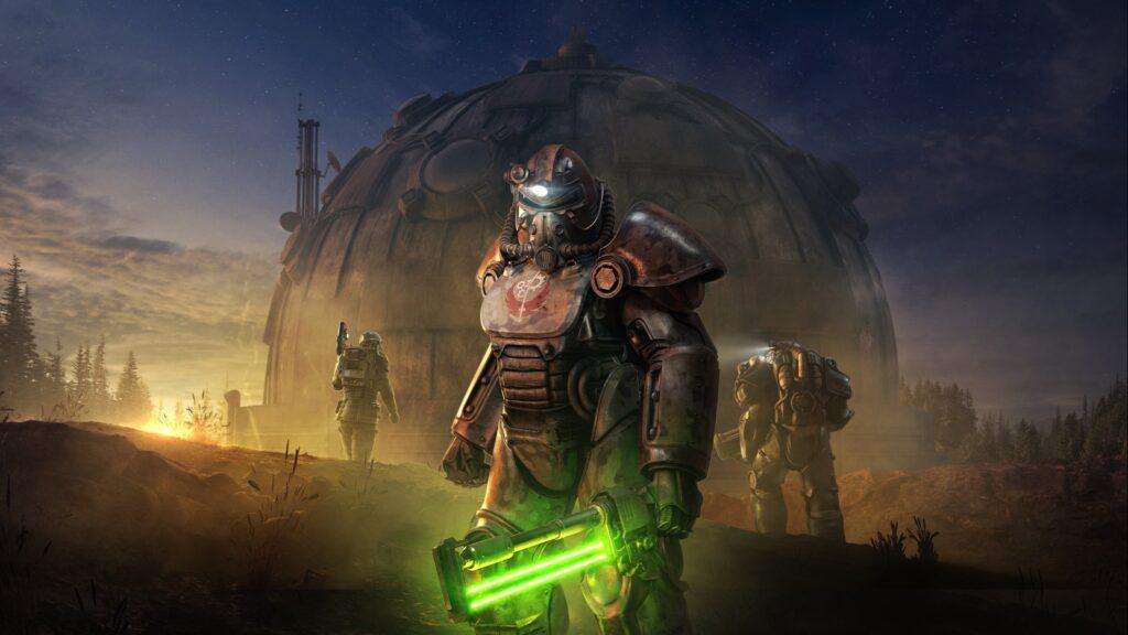 Двойной опыт в Fallout 76 на этих выходных