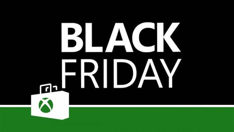 Последние часы распродажи игр для Xbox в честь «Черной пятницы» в Microsoft Store