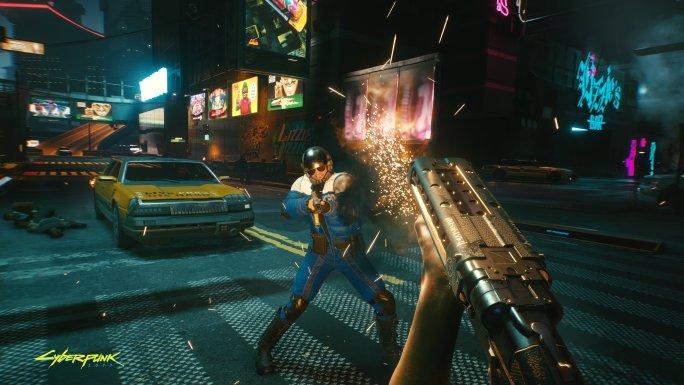 60 из 100 – средний балл Cyberpunk 2077 на Xbox One, а от пользователей еще ниже