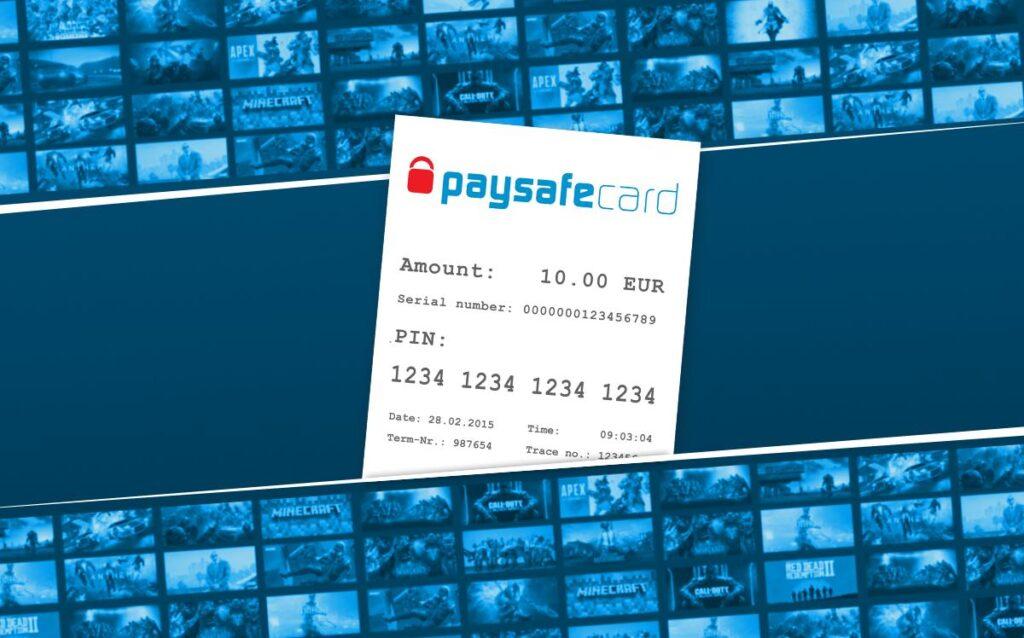 Игры в Microsoft Store можно будет покупать через Paysafecard