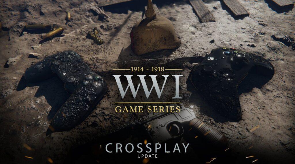 Verdun и Tannenberg получают кроссплатформенный мультиплеер между Xbox и Playstation