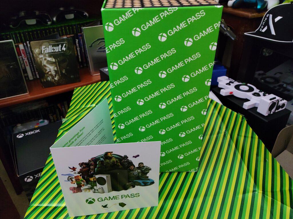 Игру «Дженга» в стиле Xbox Series X разослала Microsoft журналистам и блоггерам