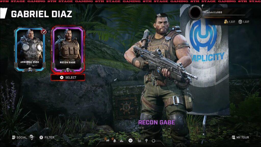 Массовая утечка скинов и персонажей, которые вскоре появятся в Gears 5