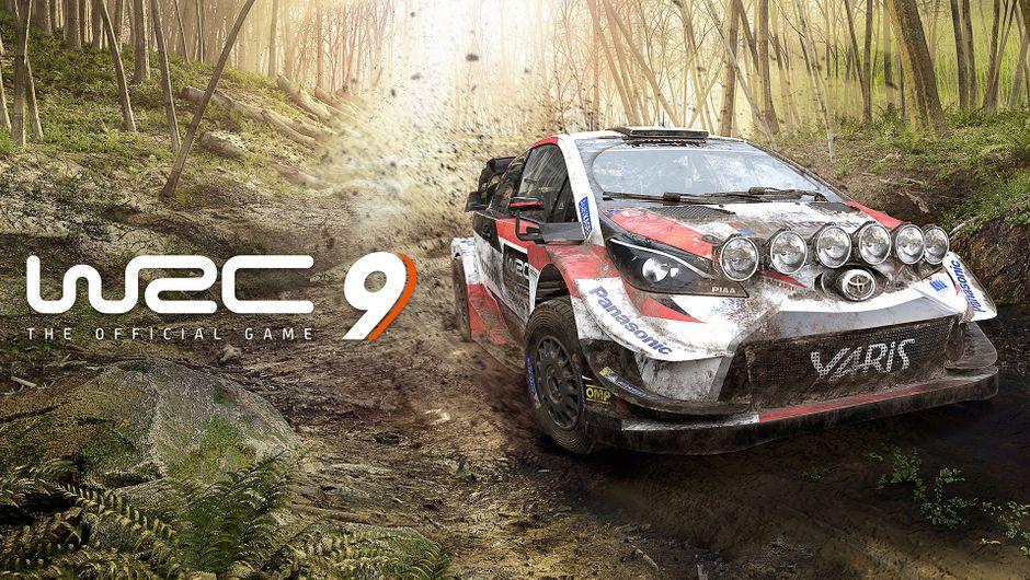 WRC 9 обновили на Xbox Series X | S – теперь игра поддерживает 120 FPS