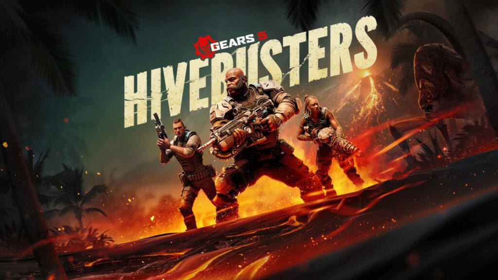 Сюжетное DLC Gears 5 Hivebusters получат бесплатно подписчики Game Pass Ultimate