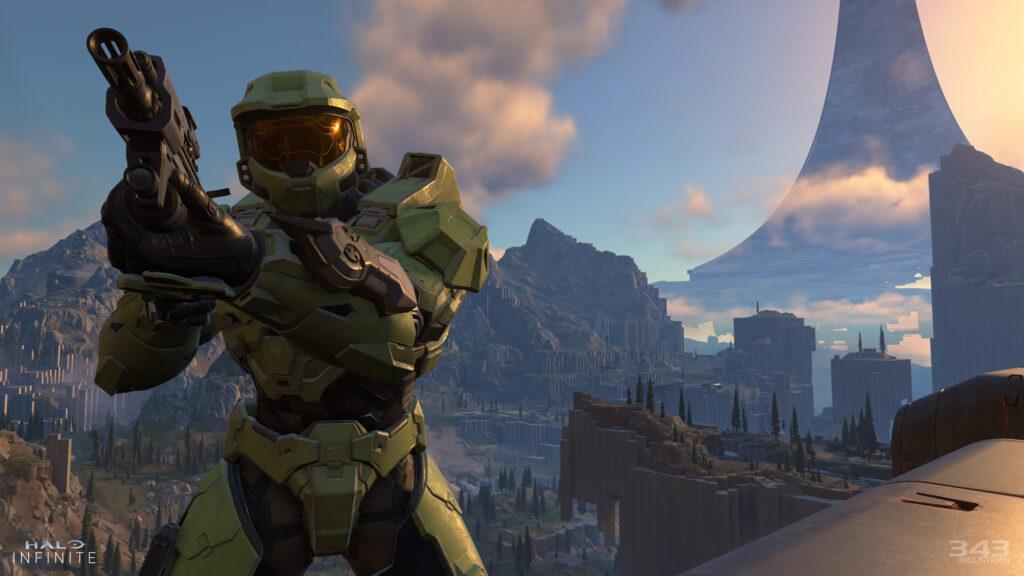 Halo Infinite оптимально работает на Xbox One, Xbox Series и PC