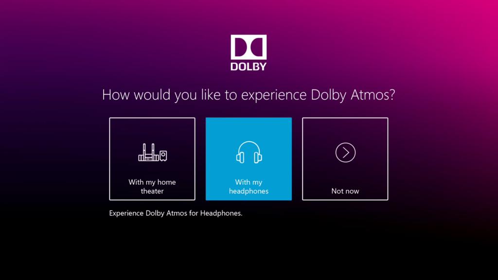 Dolby Access для Xbox можно сейчас опробовать бесплатно
