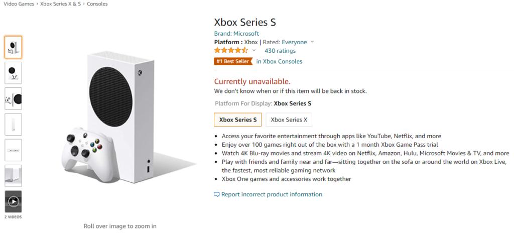 40 дней дефицита: Xbox Series X | S все еще сложно купить