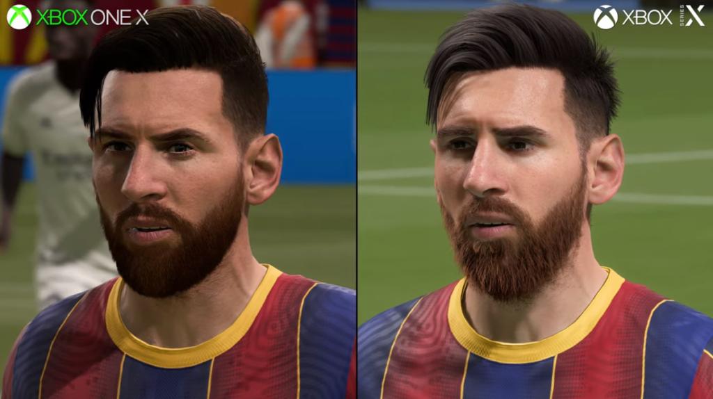 Анализ FIFA 21 на Xbox Series X | S от Digital Foundry