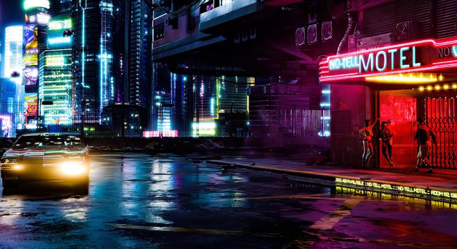Cyberpunk 2077 на Xbox Series X | S будет поддерживать Dolby Vision и Dolby Atmos