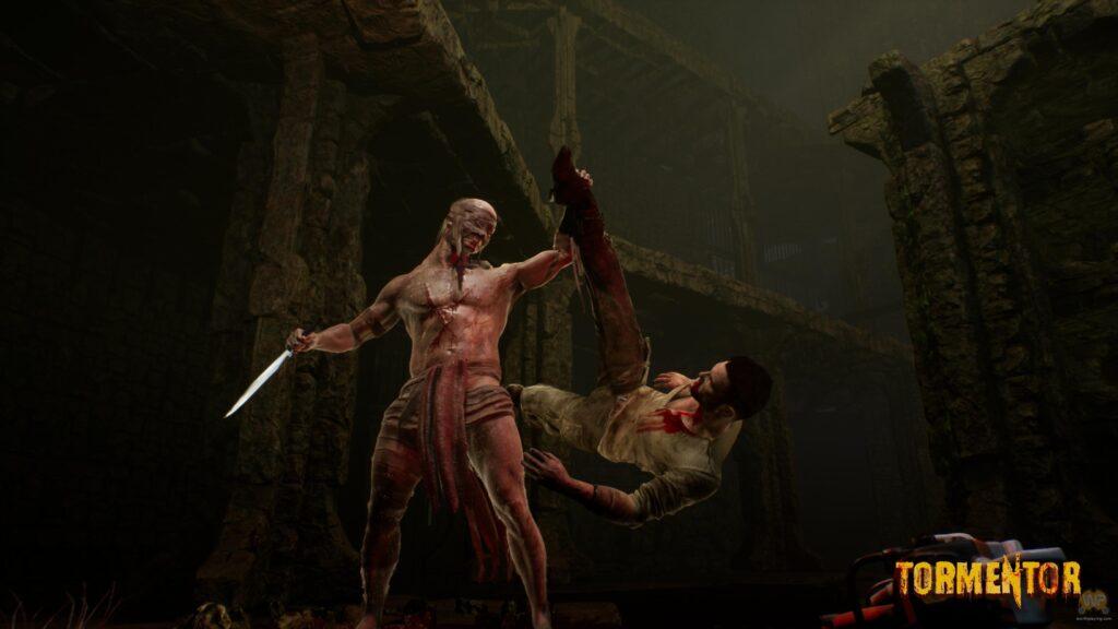 Анонсирована игра Tormentor для Xbox Series X | S