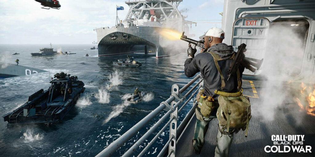 Вышел новый патч для Call of Duty: Black Ops Cold War – он должен исправить проблемы игры на Xbox Series X
