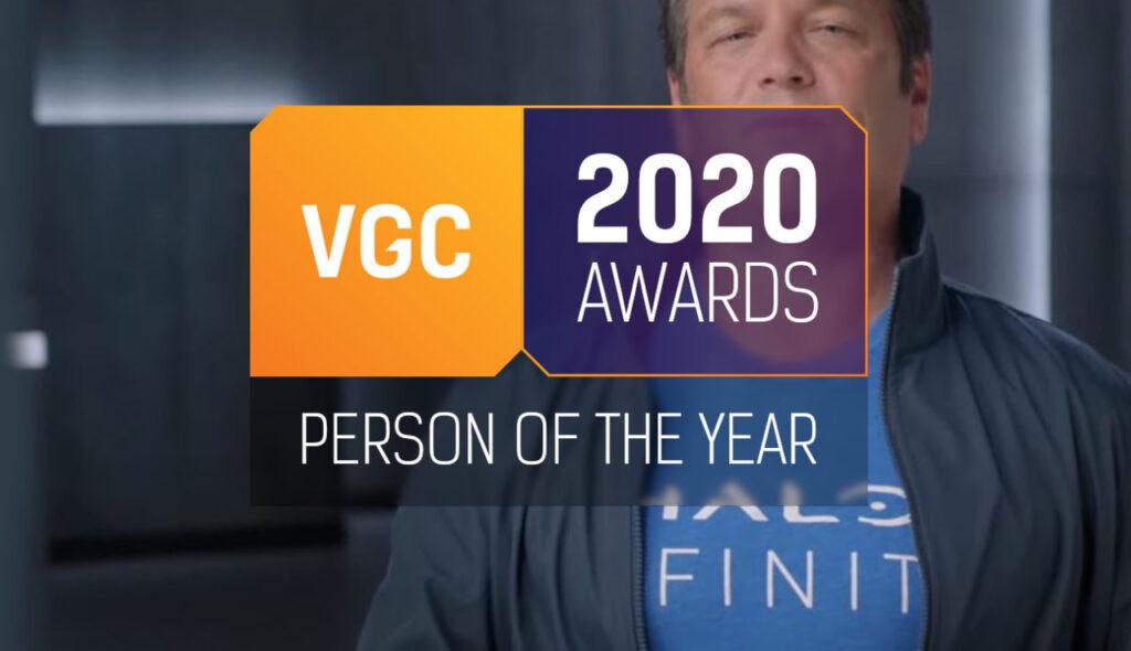 Фил Спенсер – человек 2020 года, по версии VGC