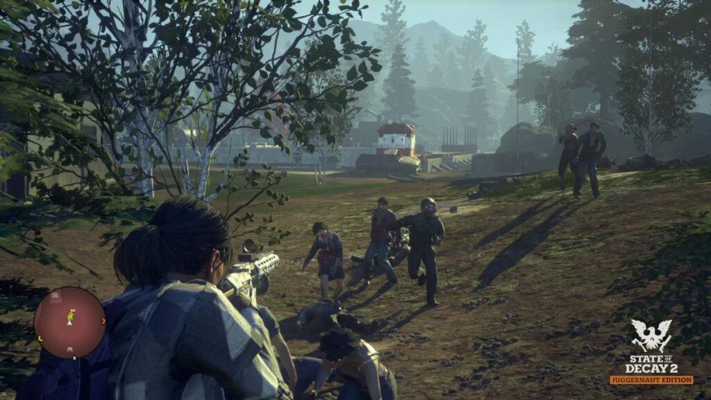 State of Decay 2 получает новый уровень сложности и улучшения под Xbox Series X   S