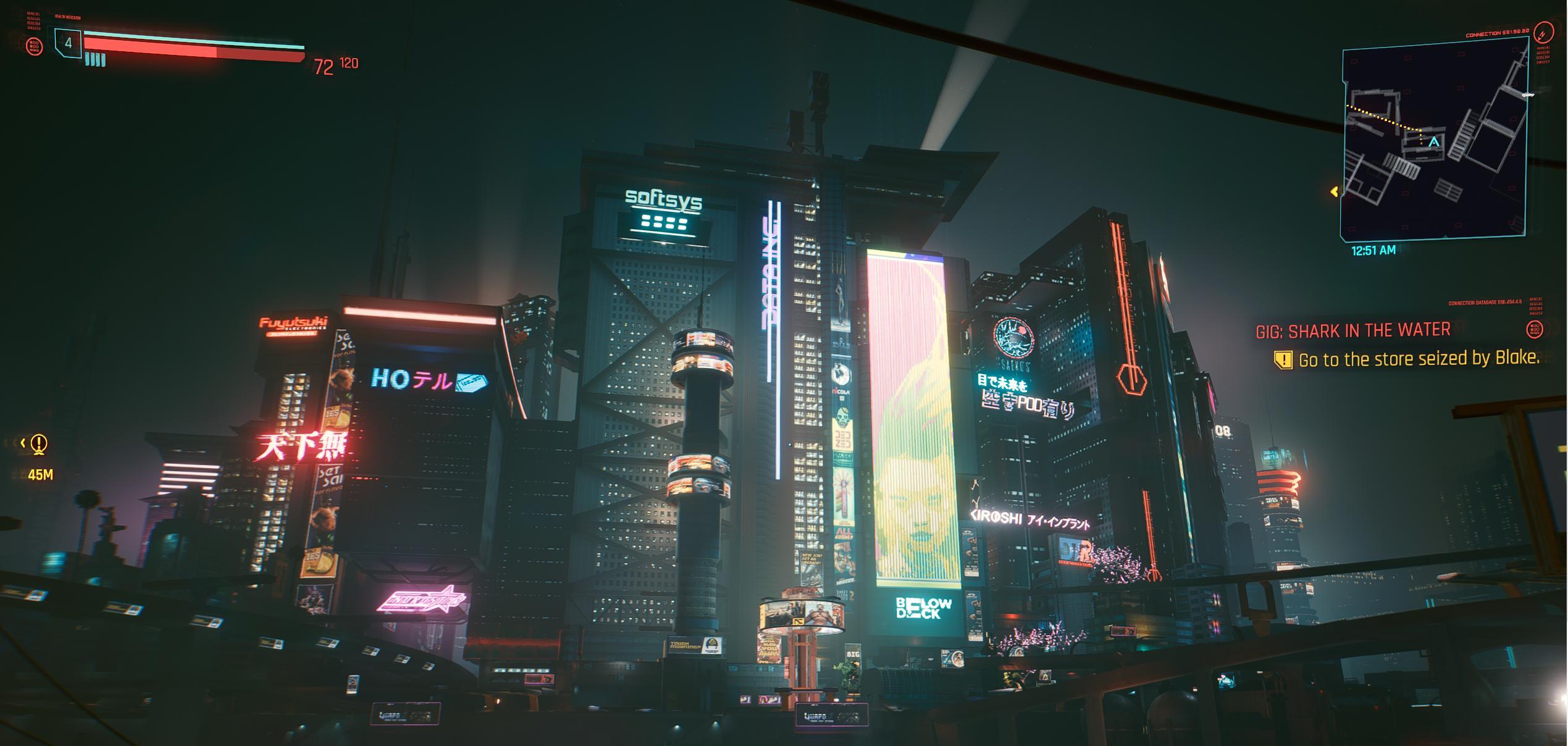 Как на Xbox улучшить качество картинки в Cyberpunk 2077