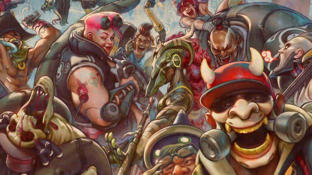 Ninja Theory прекращает поддержку игры Bleeding Edge
