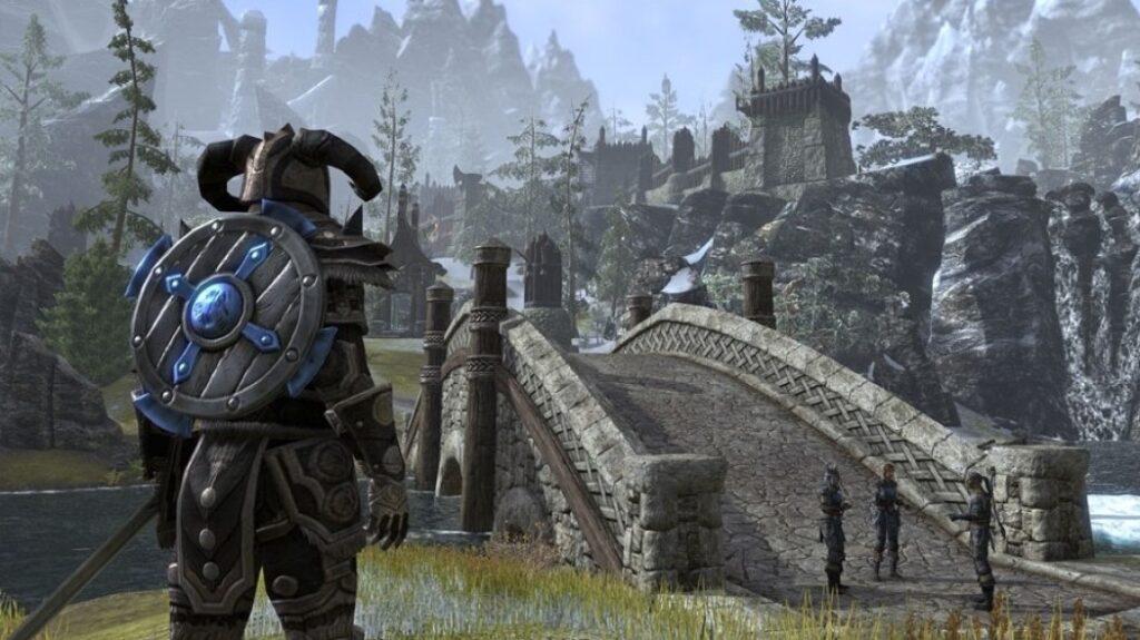 Премиальная подписка в The Elder Scrolls Online доступна бесплатно в ближайшие дни