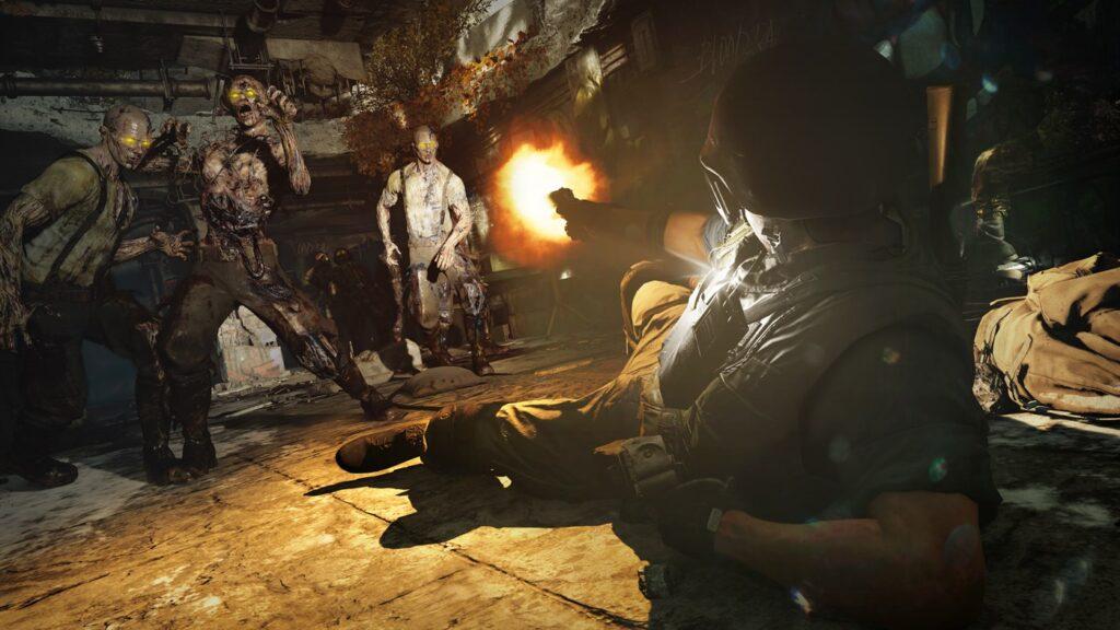 Для бесплатной загрузки доступен клиент игры Call of Duty: Black Ops Cold War с режимами «Зомби»