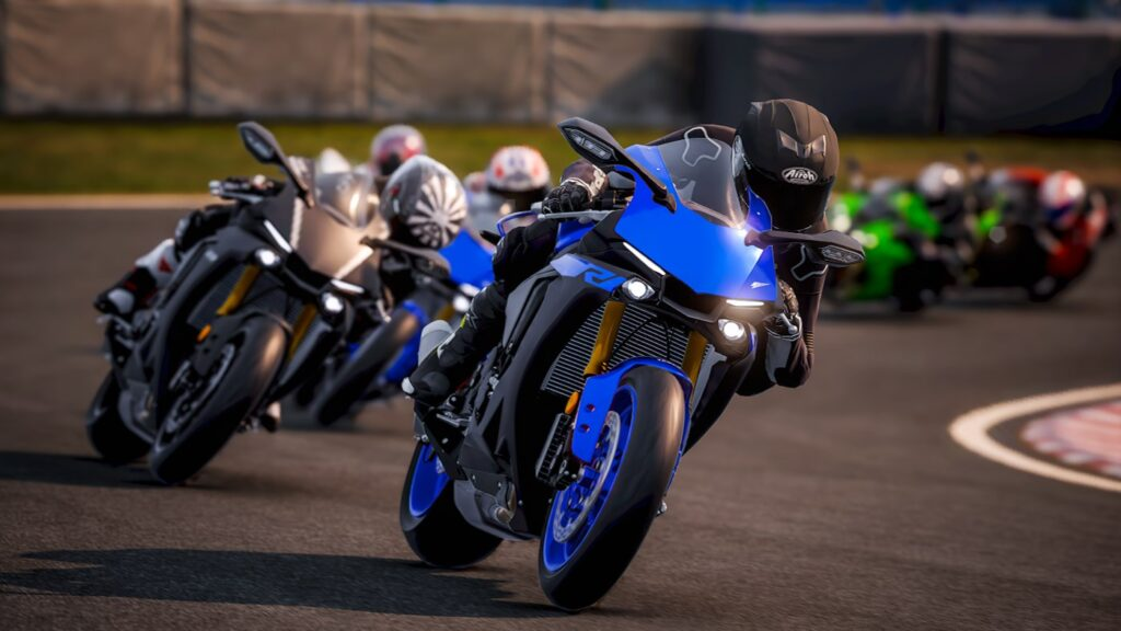 Игра RIDE 4 теперь оптимизирована для Xbox Series X | S