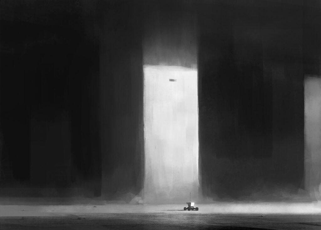 В сети появились концепты новой игры Playdead  - создателей Limbo и Inside
