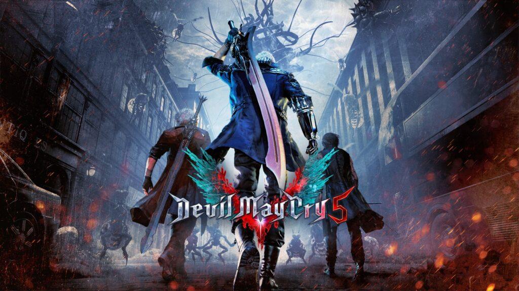 Слух: Devil May Cry 5 может вернуться в подписку Game Pass