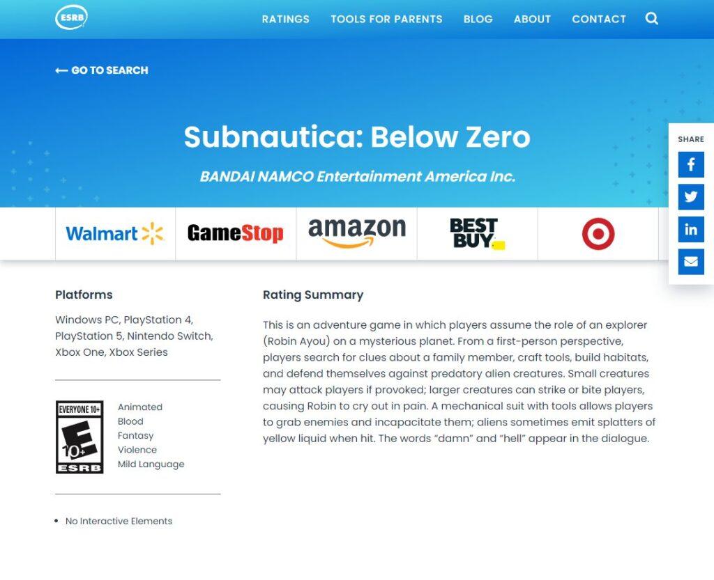 Subnautica: Below Zero готовится к релизу на Xbox One и Xbox Series