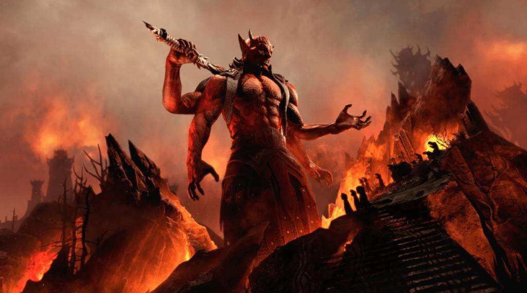 Подробности про «Врата Обливиона» в The Elder Scrolls Online – новый трейлер