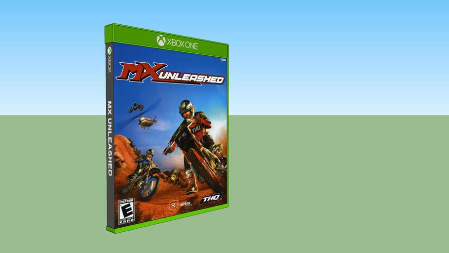 Игру MX Unleashed сейчас можно забрать бесплатно на Xbox