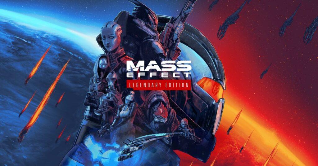 Слух: Релиз трилогии Mass Effect: Legendary Edition состоится 12 марта