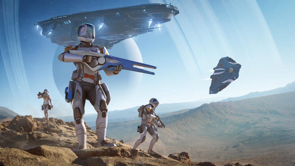 Дату выхода Elite Dangerous: Odyssey на Xbox и Playstation перенесли на конец года