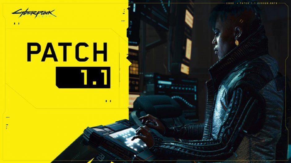 Состоялся релиз патча 1.1 для Cyberpunk 2077 на Xbox