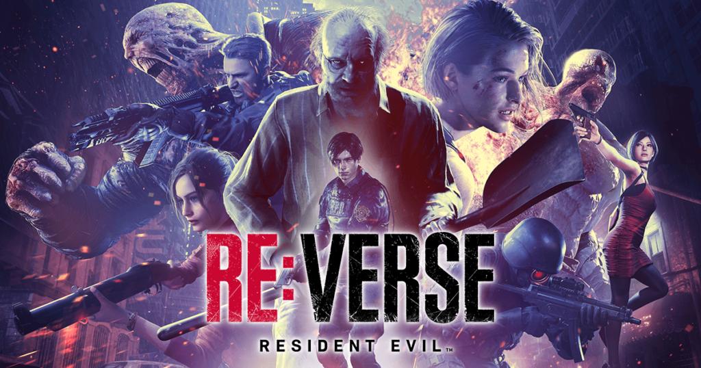 2 часа геймплея Resident Evil: Re-Verse – игры, которую получат бесплатно покупатели Resident Evil Village