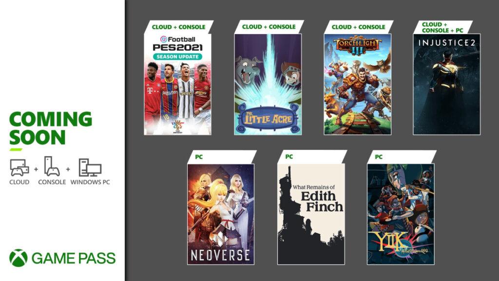 Эти 7 игр пополнят подписку Game Pass в начале января
