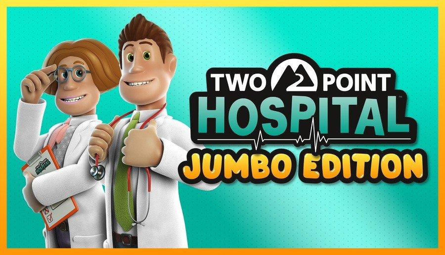 Анонсировано издание Two Point Hospital: JUMBO Edition для Xbox One