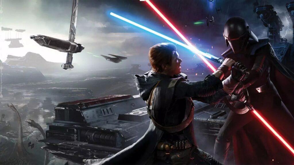 Star Wars Jedi: Fallen Order улучшили на Xbox Series X | S