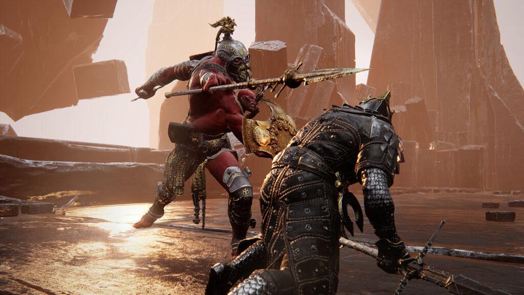 Mortal Shell бесплатно обновят до Xbox Series X | S