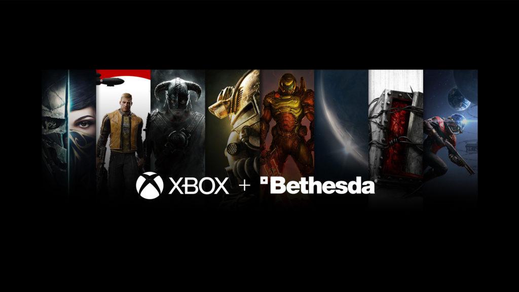Microsoft начала юридически оформлять покупку Bethesda