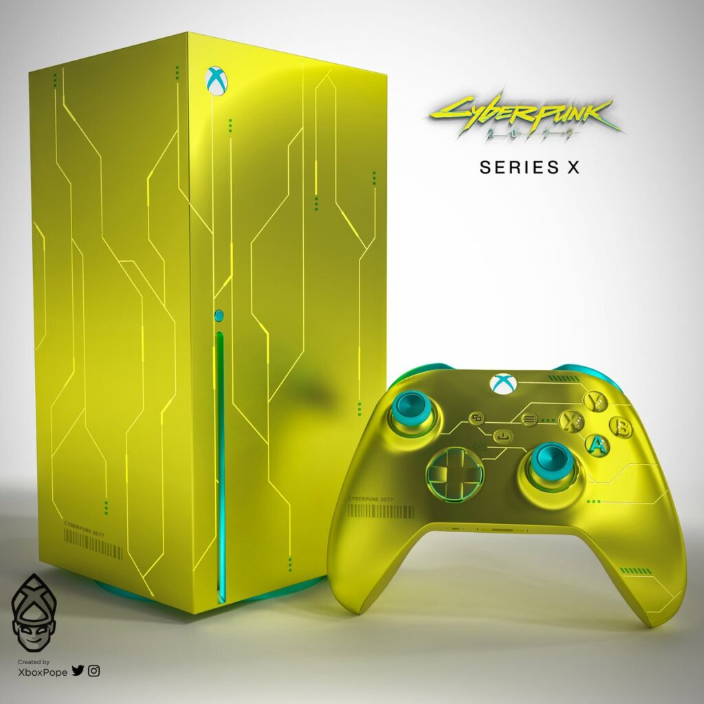 XboxPope и Xbox вместе работают над «огромным проектом»